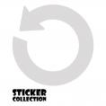 Sticker Adhesivo para Portatil HT Load Transparente