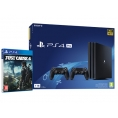 Consola Sony PS4 PRO 1TB Black + Mando + Just Cause 4
