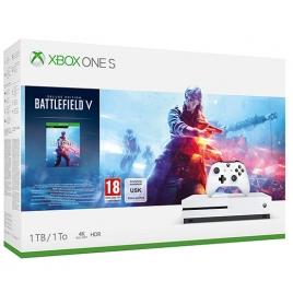 Consola Xbox ONE S 1TB White + Battlefield V