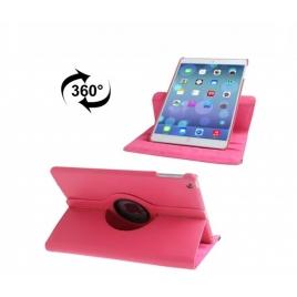 Funda Tablet HT Rotate 360 Pink para iPad AIR
