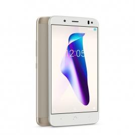 "Smartphone Bq Aquaris VS 5.2"" OC 64GB 4GB 4G Android 7.1 White/Mist Gold"