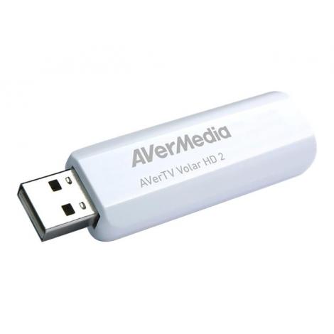 Tarjeta TV Avermedia Avertv Volar HD2 USB White