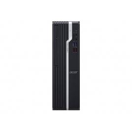 Ordenador Acer Veriton X2660G CI3 8100 4GB 128GB SSD Dvdrw W10P