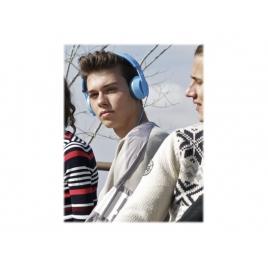 Auricular + MIC Hiditec Cool Kids Deep Blue