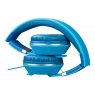 Auricular + MIC Hiditec Cool Kids Deep Blue
