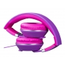 Auricular + MIC Hiditec Cool Kids Purple