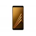 "Smartphone Samsung Galaxy A8 2018 5.6"" OC 32GB 4GB 4G Android 7.1 Gold"