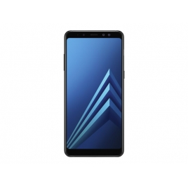 "Smartphone Samsung Galaxy A8 2018 EE 5.6"" OC 32GB 4GB 4G Android 7.1 Black"