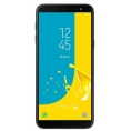 "Smartphone Samsung Galaxy J6 2018 5.6"" OC 32GB 3GB 4G Android 8 Black"