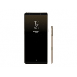 """Smartphone Samsung Galaxy Note 8 6.3"""" OC 64GB 6GB Android 7 Gold"""