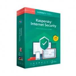 Antivirus Kaspersky Internet Security 2019 5 Licencias
