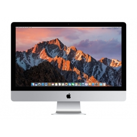 "Ordenador ALL IN ONE Apple iMac 27"" 5K CI5 3.8GHZ 8GB 2TB PRO580 8GB"
