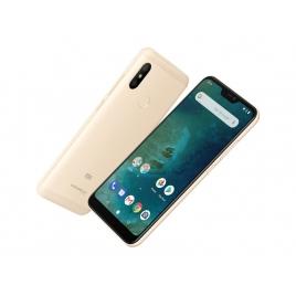 "Smartphone Xiaomi mi A2 Lite 5.8"" OC 64GB 4GB 4G Android 8.1 Gold"