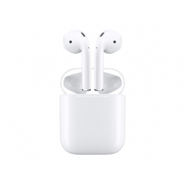 Auricular + MIC Apple Airpods Bluetooth White