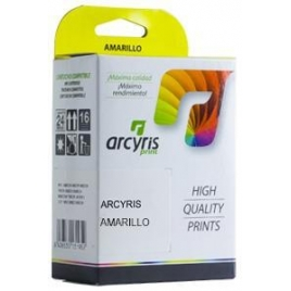 Cartucho Reciclado Arcyris Brother LC223 Yellow