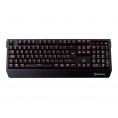 Teclado Hiditec Gaming GK500 Mecanico Retroiluminado red