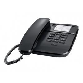 Telefono Fijo Siemens Gigaset DA310 Black