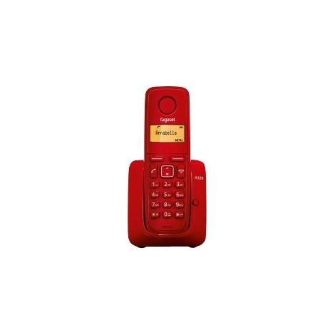 Telefono Inalambrico Siemens Gigaset A120 red