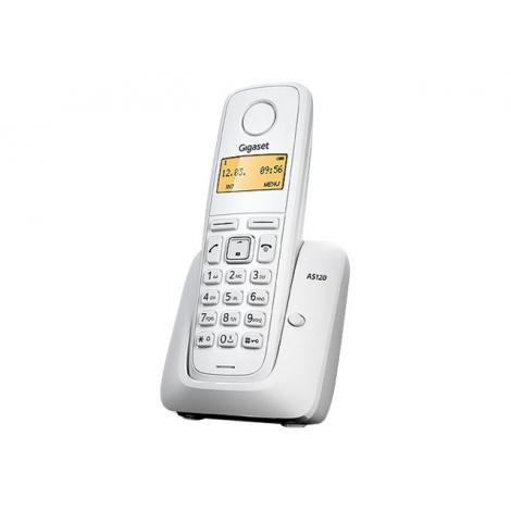 Telefono Inalambrico Siemens Gigaset A120 White