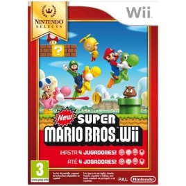 Juego NEW Super Mario Bross WII