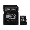 Memoria Micro SD Kingston 32GB + Adaptador
