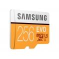 Memoria Micro SD Samsung 64GB EVO Class 10 100Mpbs + Adaptador