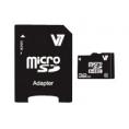 Memoria Micro SD V7 32GB Class 10 + Adaptador