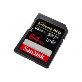 Memoria SD Sandisk 64GB UHS 3 Class 10 Extreme PRO 633X