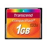 Memoria Compact Flash Transcend 1GB