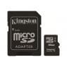 Memoria Micro SD Kingston 16GB + Adaptador