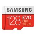 Memoria Micro SD Samsung 128GB EVO Plus Class 10 95Mpbs + Adaptador