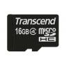 Memoria Micro SD Transcend 16GB Class 4