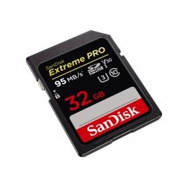 Memoria SD Sandisk 32GB UHS 3 Class 10 Extreme PRO 633X
