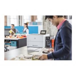 Impresora HP Laser Monocromo Laserjet Enterprise M506DN 43PPM Duplex USB LAN