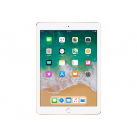 "iPad Apple 2018 9.7"" 128GB WIFI + 4G Gold"