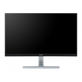 "Monitor Acer 23.8"" FHD RT240Y 1920X1080 4ms VGA DVI HDMI Multimedia Black/Silver"
