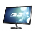 "Monitor Asus 21.5"" FHD VK228H 1920X1080 2ms VGA DVI HDMI Multimedia Black"