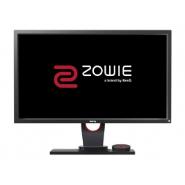 "Monitor Benq 24"" FHD Zowie XL Series XL2430 1920X1080 1ms 2Xhdmi DVI-D VGA DP Piv / Reg Black/Red"