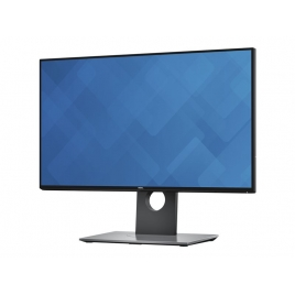 "Monitor Dell 24"" Ultrasharp U2417H 1920X1200 8ms DP 2Xhdmi USB 3.0 Piv / Reg Black"