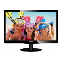 "Monitor Philips 21.5"" FHD 226V4lab 1920X1080 5ms VGA DVI Multimedia Black"