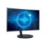 "Monitor Samsung 24"" FHD CFG7 Curved 1920X1080 1ms 2Xhdmi DP Piv / Reg Black"
