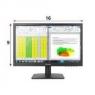 "Monitor Viewsonic 18.5"" HD VA1903A 1366X768 5ms VGA Black"