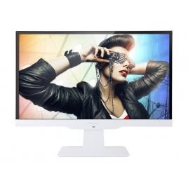 "Monitor Viewsonic 21.5"" FHD IPS Vx2263smhl 1920X1080 2ms VGA HDMI Multimedia White"