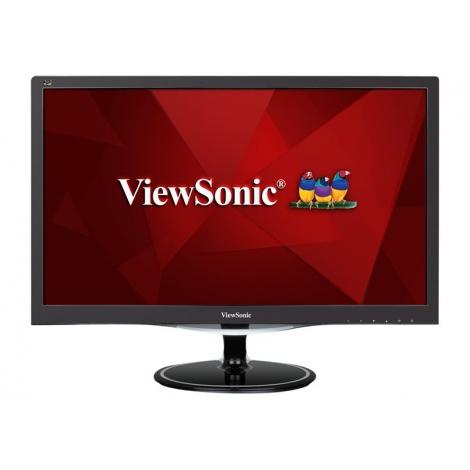 """Monitor Viewsonic 24"""" FHD Vx2457mhd 1920X1080 2ms VGA HDMI DP Black"""