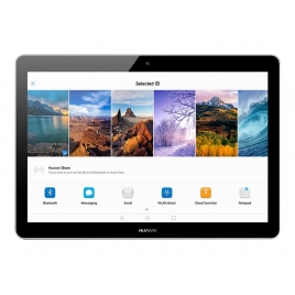 "Tablet Huawei Mediapad T3 10.1"" IPS QC 16GB 2GB Android 7.0 Grey"