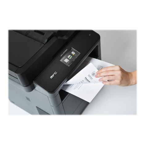 Impresora Brother Multifuncion Laser Monocromo MFC-L5700DN 40PPM LAN USB Duplex FAX