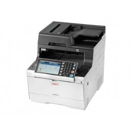 Impresora OKI Multifuncion Laser Color Mc573dn 30PPM USB LAN FAX