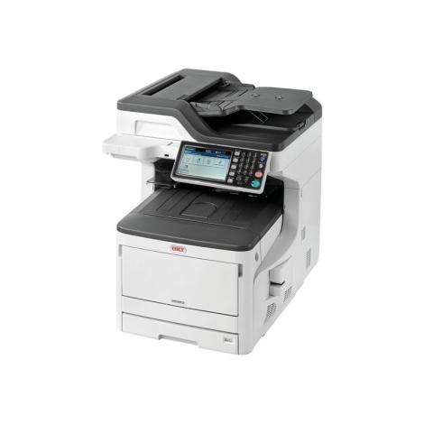 Impresora OKI Multifuncion Laser Color Mc853dn 23PPM A3