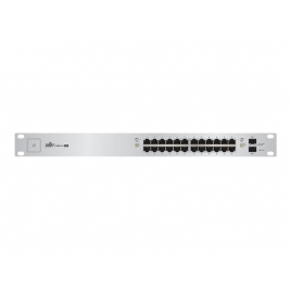 Switch Ubiquiti Unifi US-24-500W 24P 10/100/1000 + 2 SFP