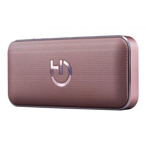 Altavoz Bluetooth Hiditec Harum 10W SD + Powerbank Pink